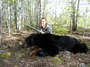 Sam's 1st Black Bear