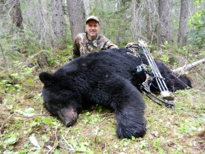 1st Archery Bear